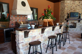 Outdoor Kitchen Design adds Value to Your Home